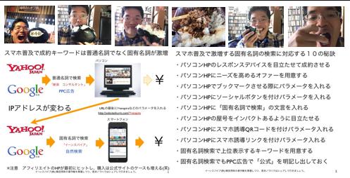 スマホ普及で成約キーワードは普通名詞でなく固有名詞が激増 https://yokotashurin.com/seo/smartphone-keyword.html