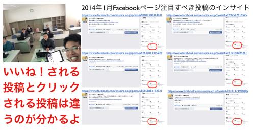 2014年1月度Facebookページ投稿いいね数ランキング20 http://yokotashurin.com/facebook/201401_page.html