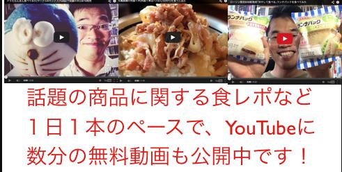 2014年8月のハウツー&レビュー無料YouTube動画32本