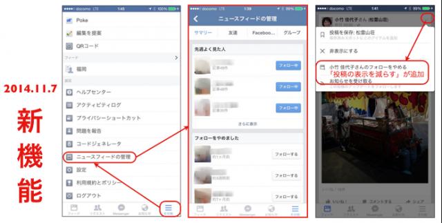 Facebookニュースフィードのエッジランクまとめ(随時更新)