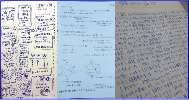 情報リテラシー論01インターネットの歴史20年・長岡造形大学