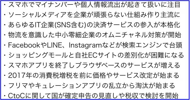 ネットビジネス・アナリスト横田秀珠が2016年を予測する