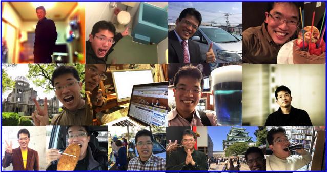 2015年Facebookの個人いいね!数ランキング年間ベスト20
