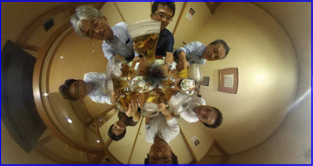 iPhone直挿し撮影「360度カメラInsta360 nano」とVR動画