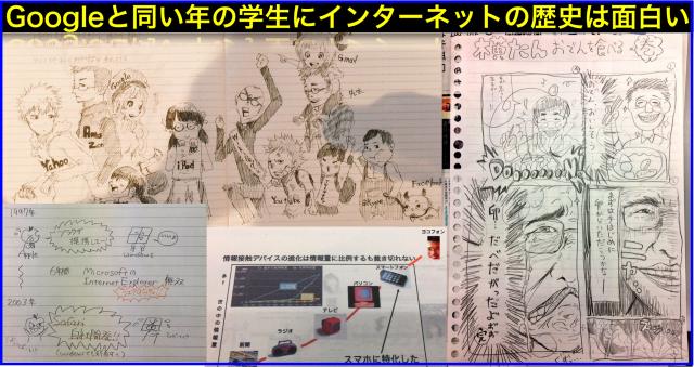 情報リテラシー論02インターネット歴史と概論・長岡造形大学