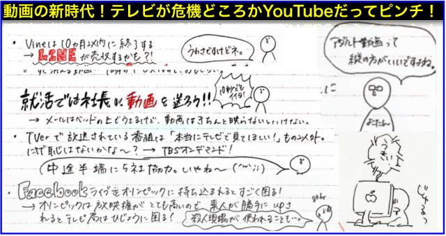 情報リテラシー論10様々な動画とネット生配信・長岡造形大学