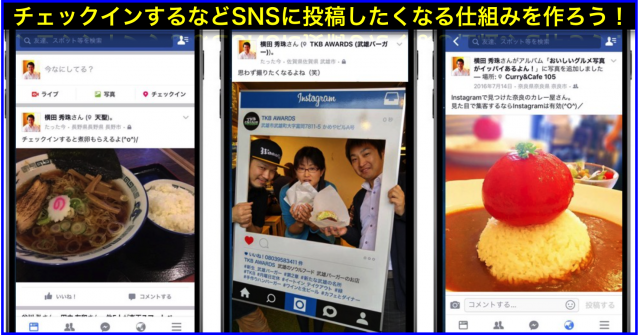SNSパネル活用:Facebook・Twitter・Instagram・YouTube