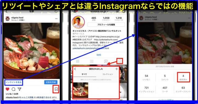 Instagramしかない新指標「保存」を計測し潜在顧客を増やす
