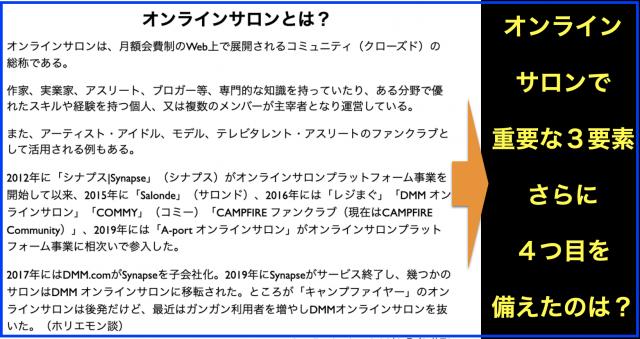 オンラインサロン一覧・ランキング・ニュースまとめ(随時更新)