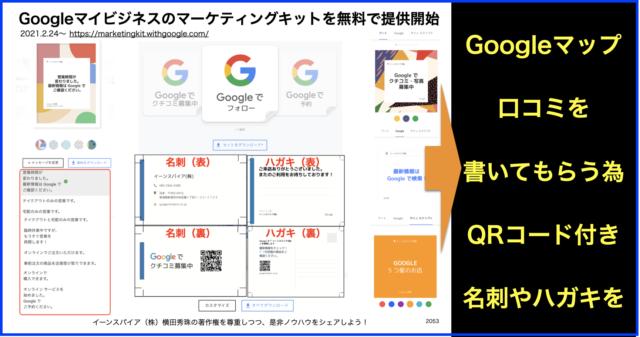 Googleマイビジネスのマーケティングキットを無料で提供へ
