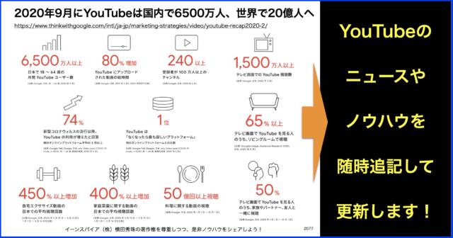 YouTube:ITコンサルタントによるセミナー講演講師のネタ帳